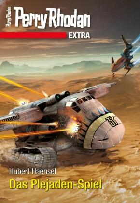 Perry Rhodan-Extra: Das Plejaden-Spiel