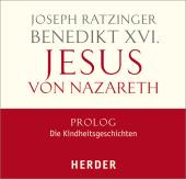 Jesus von Nazareth, 4 Audio-CDs Cover