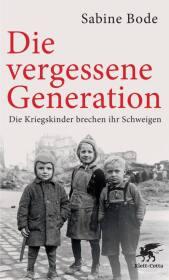 Die vergessene Generation Cover