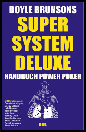 Super System Deluxe - Handbuch Power Poker