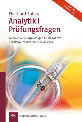 Ehlers, Analytik I - Pr fungsfragen