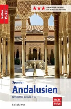 Nelles Pocket Reiseführer Andalusien