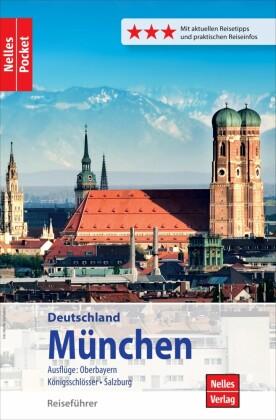 Nelles Pocket Reiseführer München