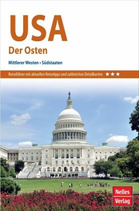 Nelles Guide Reiseführer USA - Der Osten