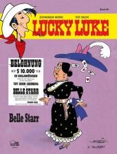 Lucky Luke - Belle Starr Cover