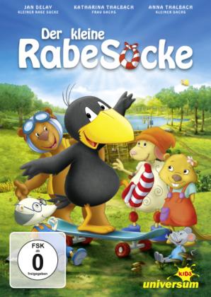Der kleine Rabe Socke, 1 DVD