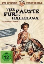 Vier Fäuste für ein Halleluja, 1 DVD