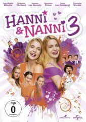 Hanni & Nanni 3, 1 DVD Cover