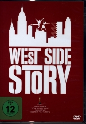 West Side Story, 1 DVD Cover