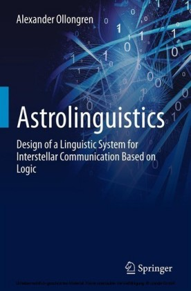 Astrolinguistics