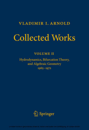 Vladimir I. Arnold - Collected Works