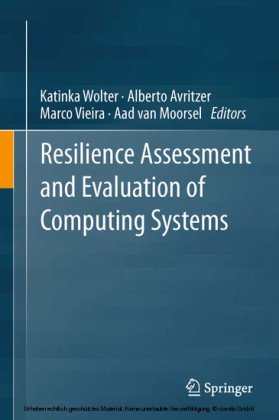 Resilience Assessment and Evaluation of Computing Systems