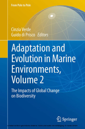 Adaptation and Evolution in Marine Environments, Volume 2. Vol.2