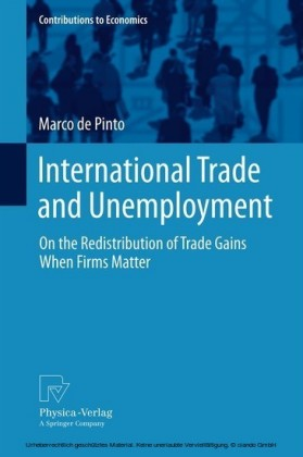 International Trade and Unemployment