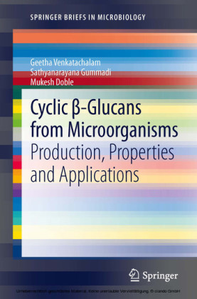 Cyclic ?-Glucans from Microorganisms
