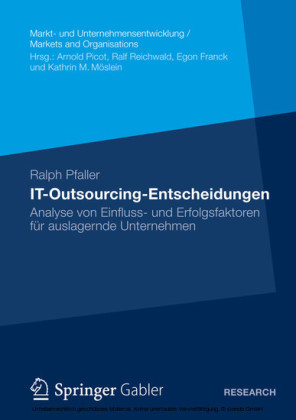 IT-Outsourcing-Entscheidungen