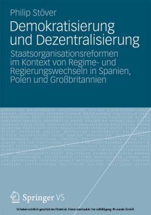 Demokratisierung und Dezentralisierung