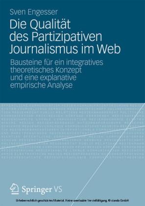 Die Qualität des Partizipativen Journalismus im Web