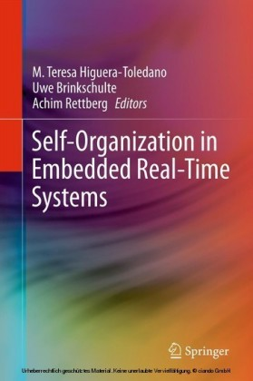 Self-Organization in Embedded Real-Time Systems