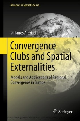 Convergence Clubs and Spatial Externalities