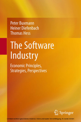 The Software Industry