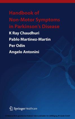 Handbook of Non-Motor Symptoms in Parkinson's Disease