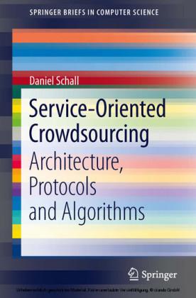 Service-Oriented Crowdsourcing