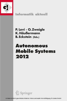 Autonomous Mobile Systems 2012