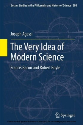 The Very Idea of Modern Science