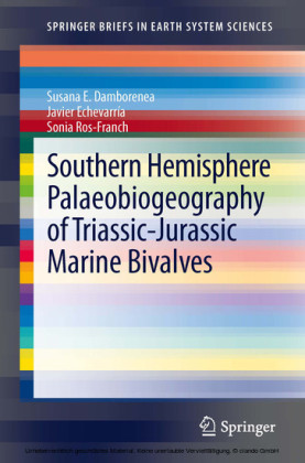 Southern Hemisphere Palaeobiogeography of Triassic-Jurassic Marine Bivalves