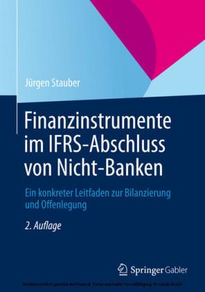 Finanzinstrumente im IFRS-Abschluss von Nicht-Banken