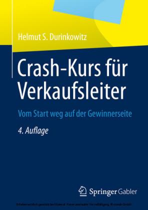 Crash-Kurs für Verkaufsleiter