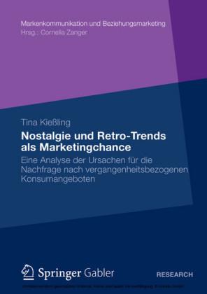 Nostalgie und Retro-Trends als Marketingchance