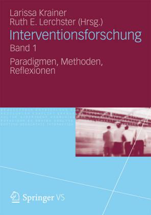 Interventionsforschung Band 1. Bd.1