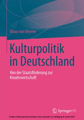 Kulturpolitik in Deutschland