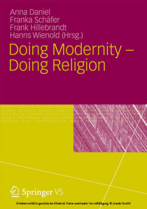 Doing Modernity - Doing Religion