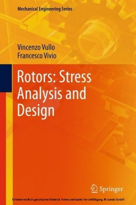 Rotors: Stress Analysis and Design