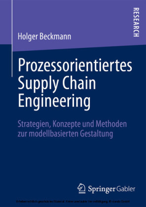 Prozessorientiertes Supply Chain Engineering