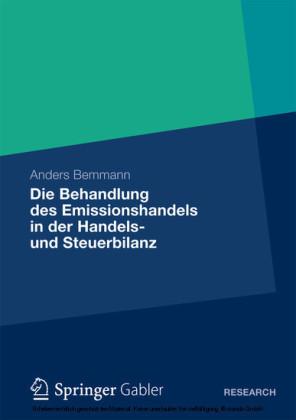 Die Behandlung des Emissionshandels in der Handels- und Steuerbilanz