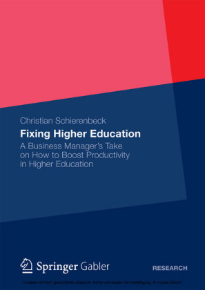 Fixing Higher Education