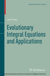 Evolutionary Integral Equations and Applications