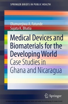 Medical Devices and Biomaterials for the Developing World