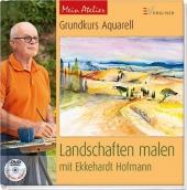 Grundkurs Aquarell - Landschaften malen, m. DVD
