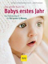 Das große Buch für Babys erstes Jahr Cover