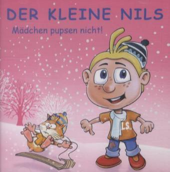 Der Kleine Nils, Mädchen pupsen nicht! - Best of, 1 Audio-CD