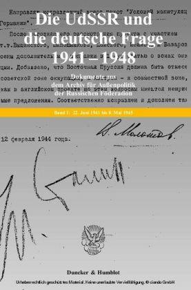 22. Juni 1941 bis 8. Mai 1945