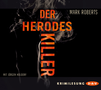 Der Herodes-Killer, 5 Audio-CDs