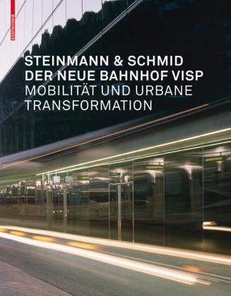 Der neue Bahnhof Visp