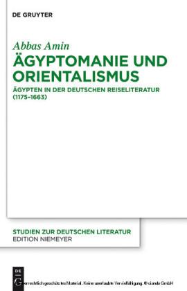 Ägyptomanie und Orientalismus
