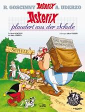 Asterix - Asterix plaudert aus der Schule Cover